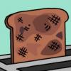 He's Toast