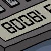 Calculator Shamed